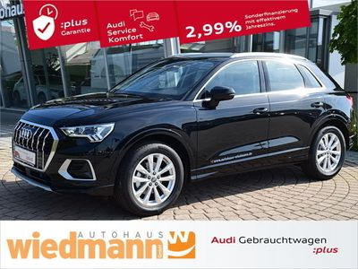 gebraucht Audi Q3 advanced 35 TFSI 110 kW (150 PS) 6-Gang