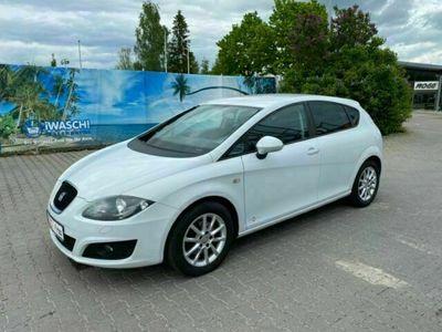 gebraucht Seat Leon Style Copa / EURO-5 / TÜV-AU bis 05.2022