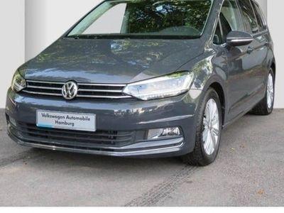 gebraucht VW Touran 2.0 TDI Highline/DSG/AHK/Navi/LED