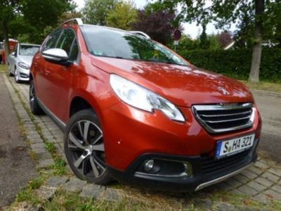 gebraucht Peugeot 2008 e-HDi FAP 115 STOP & START Allure