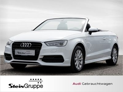 gebraucht Audi A3 Cabriolet 2.0 TDI Attraction S-tronic S-LINE