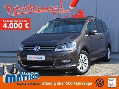 gebraucht VW Sharan 2.0 TDI EU6 DSG COMFORTLINE/7-SITZER/NAVI
