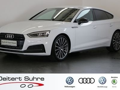 gebraucht Audi A5 Sportback 2.0 TFSI sport S tronic S-line GRA