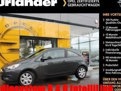 gebraucht Opel Corsa E 3T Edit. 1.4 74KW NaviAPP SHZ LHZ BT PDC