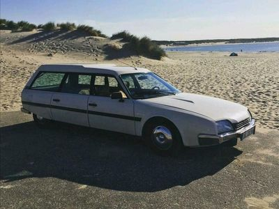 gebraucht Citroën CX 20 Break Serie 1 TÜV H-Zulassun...