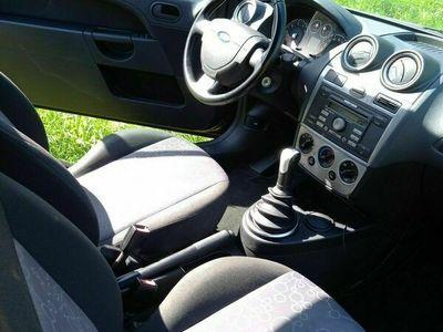 gebraucht Ford Fiesta 1.4 Sport