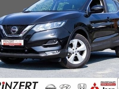 gebraucht Nissan Qashqai 1.3 DIG-T DCT ACENTA, Gebrauchtwagen, bei Autohaus am Prinzert GmbH