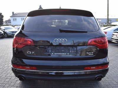 gebraucht Audi Q7 3.0 TFSI quattro tiptronic // 7-SITZE// LEDER