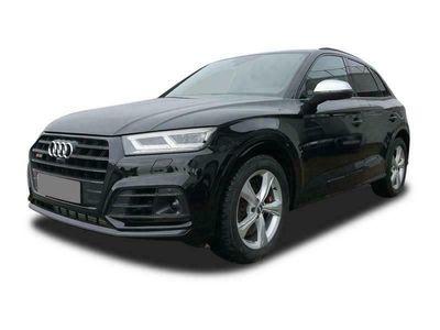 gebraucht Audi SQ5 SQ53.0 TDI q. Tiptr. ad. air ACC Umgebungskameras Standh.
