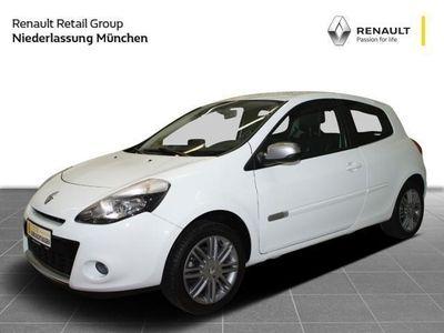 gebraucht Renault Clio III 1.2 TCE 100 NIGHT & DAY Klimaautomatik,