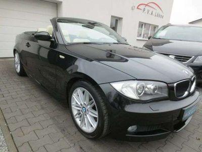 gebraucht BMW 120 Cabriolet i M-Paket Bi-Xenon | Leder | MFL | RGS