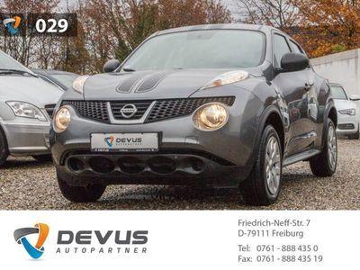 käytetty Nissan Juke 1.6 Klimaanlage Einparkhilfe Radio/CD