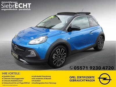 gebraucht Opel Adam Rocks 1.0 T*elek. Faltdach*IntelliLink*PDC*