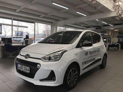 gebraucht Hyundai i10 FL MY19 1.2 Benzin A/T Edition Passion (2018