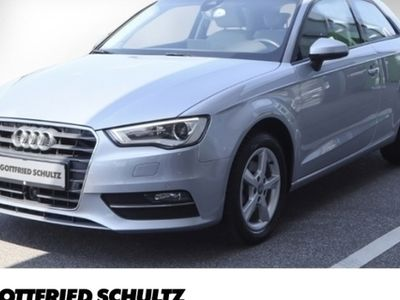 gebraucht Audi A3 2.0 TDI S-Tronic+XENON+NAVI+SOUND+BT Attraction