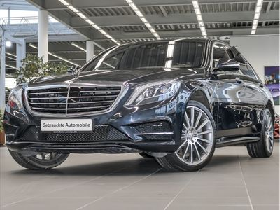 gebraucht Mercedes S500 S-Klasse4MATIC