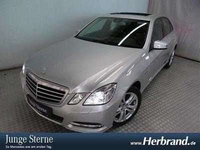 gebraucht Mercedes E220 CDI Avantgarde BE NAVI AHK XENON SHD PTS