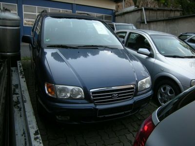 used Hyundai Trajet 2.0 GLS