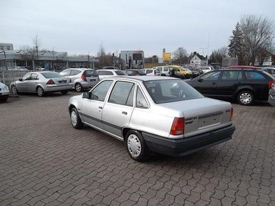 gebraucht Opel Kadett E Beauty Lim. SEDAN GSD AUTOM- SERVO