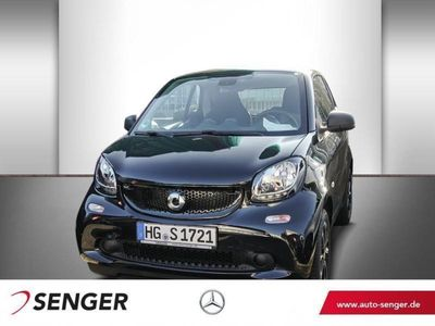 gebraucht Smart ForTwo Coupé 52kw twinamic Passion Glasdach