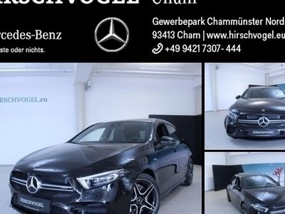 gebraucht Mercedes A35 AMG 4M Night+Pano+MBUX+Navi+MULTIBEAM+Kam