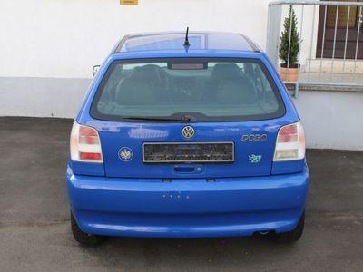 gebraucht VW Polo VW6N1 Colour Concept blau