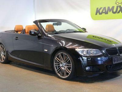 gebraucht BMW 335 Cabriolet i Aut. +Navi +Xenon +Sportsitze +Sport-Fahrwerk +Alcantara
