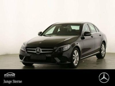 käytetty Mercedes C220 d High End+Advanced+Avantgarde+Tot+Multibe