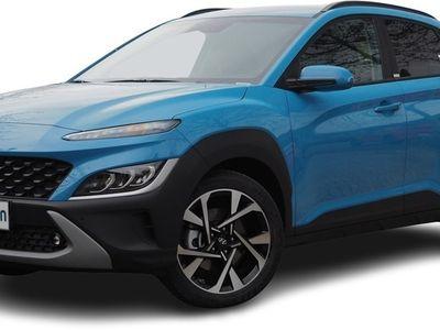 gebraucht Hyundai Kona KonaFacelift 1.0 Turbo Intro Edition NAVI LED