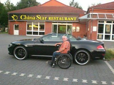 gebraucht BMW 635 Cabriolet D E64 Behinderten umbau
