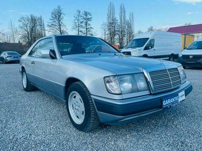 gebraucht Mercedes 230 CECoupe 124 +Automatik+SHZ+Klima+ROSTFREI+ als Sportwagen/Coupé in Bad Rappenau
