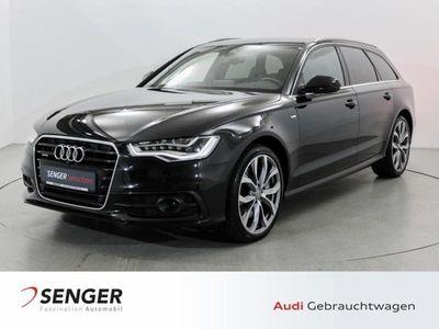 gebraucht Audi A6 Avant 3.0 TDI quattro S line Navi ACC LED 20'
