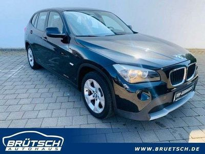 gebraucht BMW X1 sDrive 18d AUTOMATIK / KLIMA / LEDER / NAVI / PDC