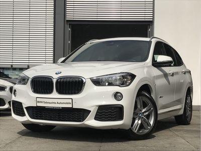 käytetty BMW X1 sDrive18d M Sport Navi Komfort Parkassistent
