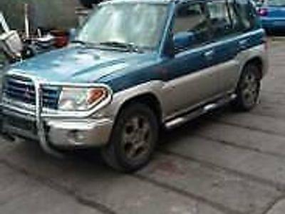 used Mitsubishi Pajero Benziner