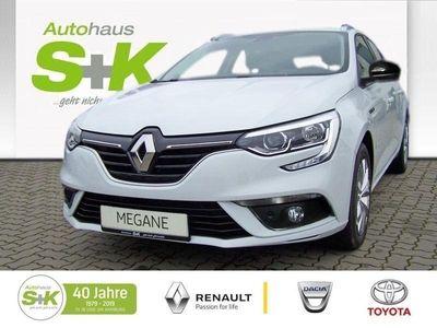 gebraucht Renault Mégane GrandTour LIMITED Tce115+Sitzheizung