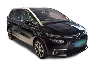 gebraucht Citroën C4 SpaceTourer Grand Picasso Spacetourer Shine 1.6 BlueHDi 120 7-Sitzer