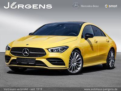 gebraucht Mercedes CLA250 Coupé AMG-Sport/Navi/LED/Night/Pano/Park