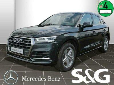gebraucht Audi Q5 3.0 TDI S-Line Navi+LED+RüKam+Smartph.+Sitzh.
