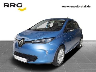 gebraucht Renault Zoe R110 LIMITED Z.E. 40 Mietbatterie 41 kWh, St