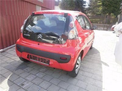 gebraucht Citroën C1 HDi 55 Style TÜV 9/18+8-fach+el.FH+Euro4 ZR neu