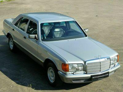 gebraucht Mercedes 280 SE W 126