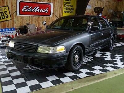 gebraucht Ford Crown Victoria *San Diego Police*