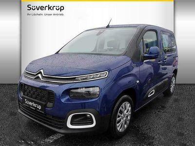 gebraucht Citroën Berlingo M PureTech 110 S&S Feel+KLIMA+BLUETOOTH