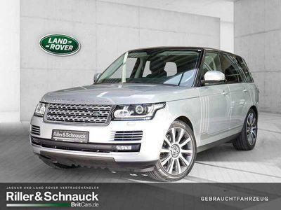 gebraucht Land Rover Range Rover 3.0 TDV6 Vogue SITZBELÜFTUNG ACC RSE Gebrauchtwagen, bei Autohaus Dinnebier GmbH