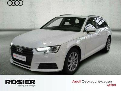 gebraucht Audi A4 Avant 2.0 TDI AHK Xenon Navi Keyless Sounds.