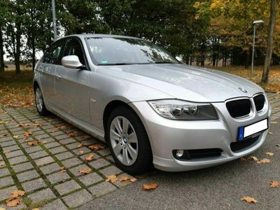 gebraucht BMW 318 d 143PS wenig Km Scheckheft bei ...