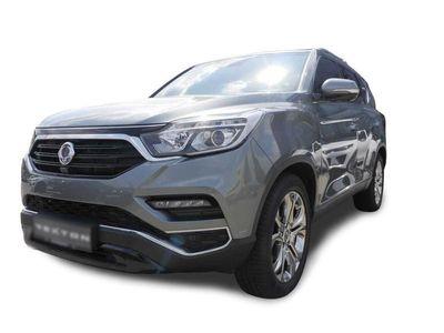 gebraucht Ssangyong Rexton 2.2 Diesel