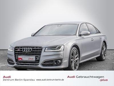 gebraucht Audi S8 plus 4.0 TFSI quattro tipt. *STANDH*HUD*NAVIplus*