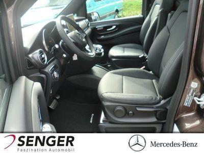 gebraucht Mercedes V250 V-Klassed AVANTGARDE AMG-LINE 4MATIC+PANORAMA